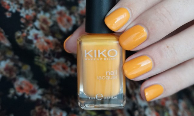 Swatch of Kiko - 356 is natural lighting