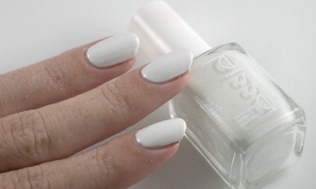 Swatches of Essie private weekend