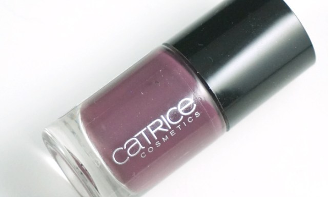 picture of the bottle of catrice berry necessary