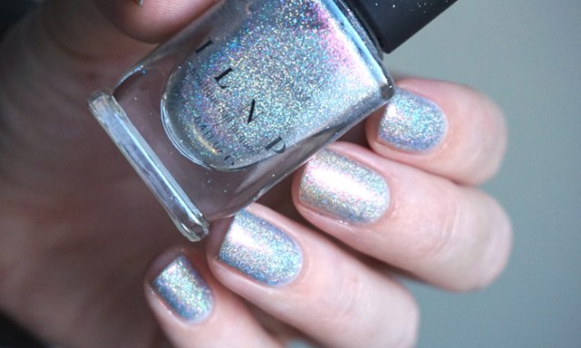 swatch of ILNP Rosewater from ILNP's spring 2017 collection