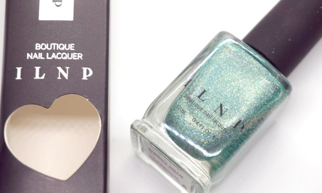 bottle of ILNP Bermuda Breeze from the spring collection