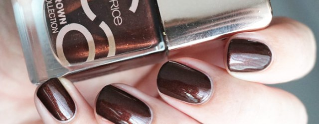 Catrice Unmistakable Style from the brown collection