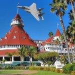 Hotel del Coronado + F15