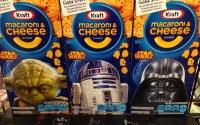 Kraft Macaroni & Cheese Dinner - Star Wars Shapes