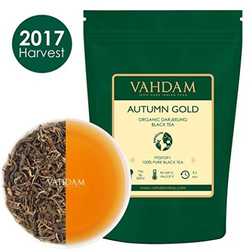 Vahdam Autumn Gold Darjeeling Tea