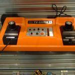 「カラーテレビゲーム15」 任天堂初のテレビゲーム機・1977年発売