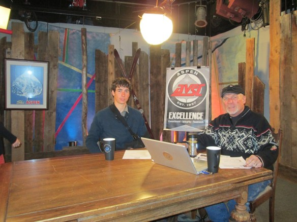 Interview with Walt Evans on Grassroots TV