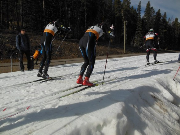 First Hill Men's A Final Frozen Thunder Classic Sprint