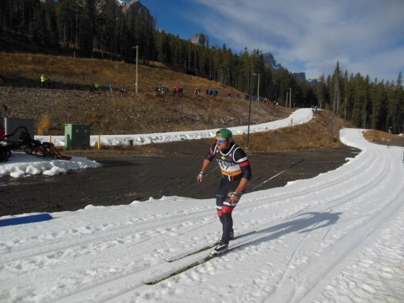 Dakota Blackhorse-von-Jess Winning Frozen Thunder Classic Sprint