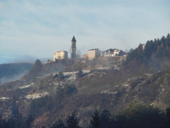 Castle in the Fiemme Valley