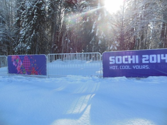 Sochi 2014 Motto, Hot. Cool Yours.