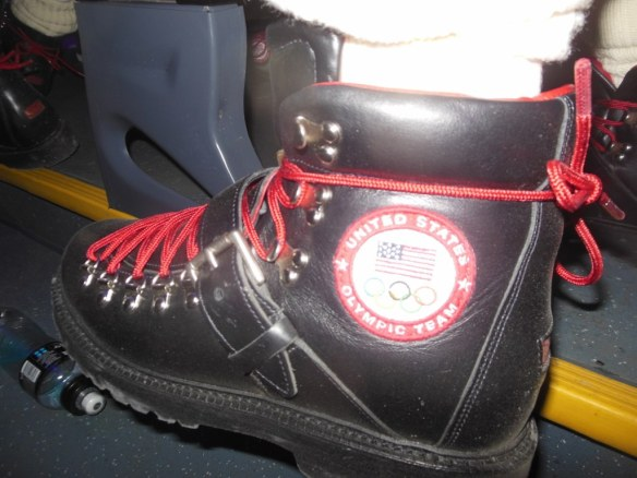 US Olympic Team Sochi 2014 Opening Ceremonies Boots