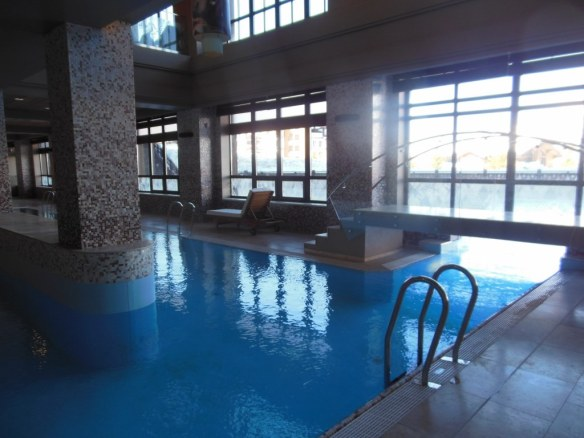 Indoor Pool in Sochi Olympic Endurance Village