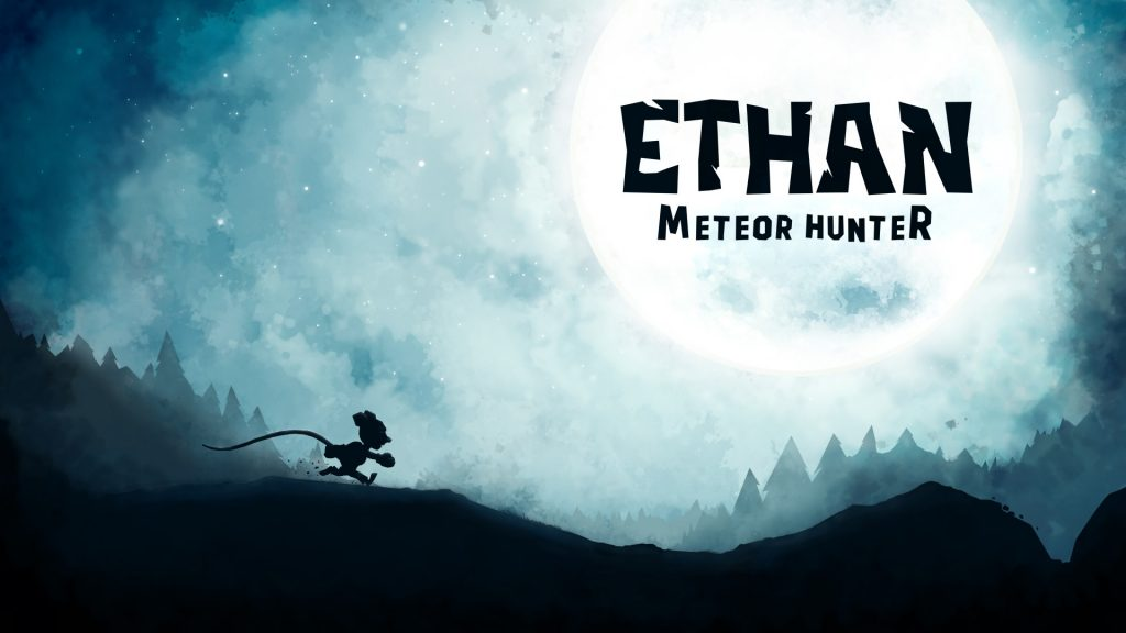 Ethan Meteor hunter logo Main - Eurogamer Expo 2013 - Friday