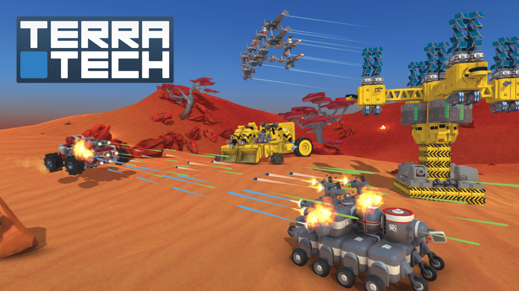 TerraTech Banner 1920x1080 1024x576 - Noaksey: My 2014 Year in Review