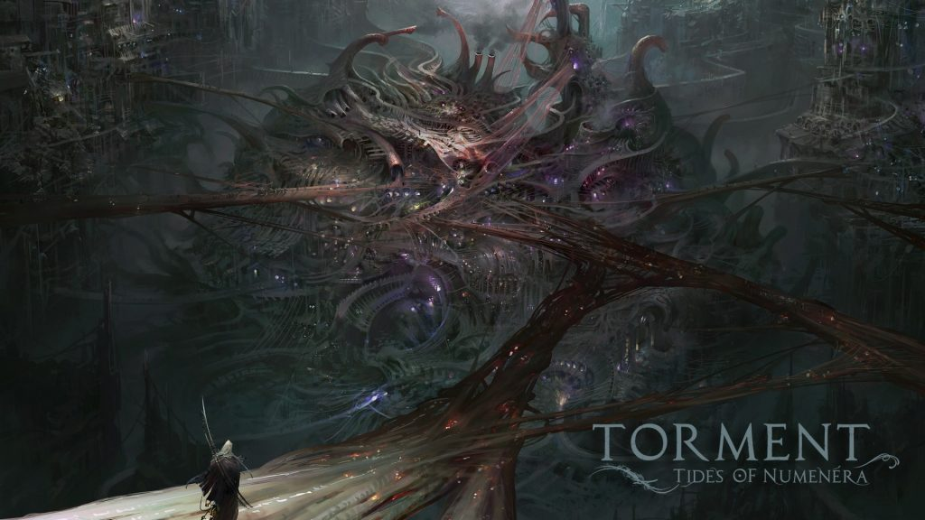 Torment Tides Of Numenera Video Game - Indie-ducing  - Torment: Tides of Numenera - inXile Entertainment