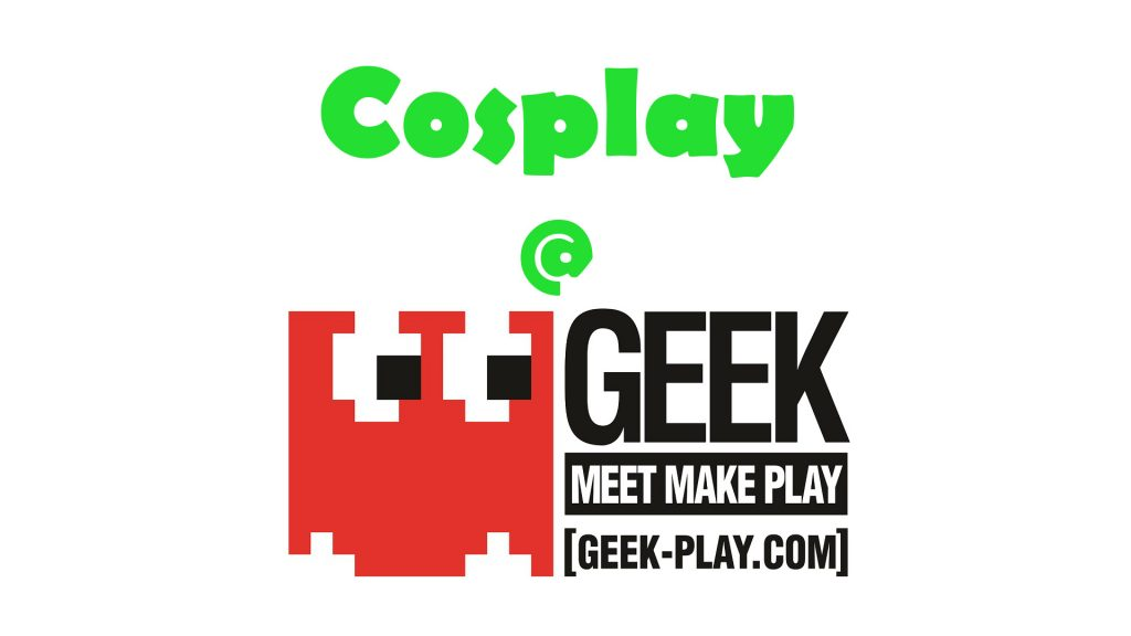 GEEK Logo Cosplay 1080