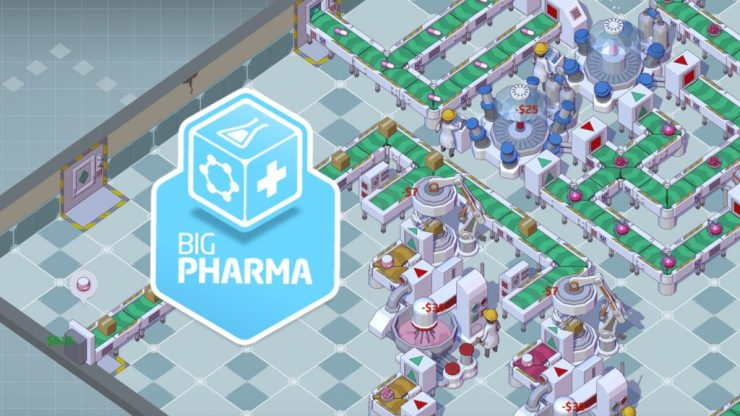 Big Pharma Review Feat 01 Indie Game