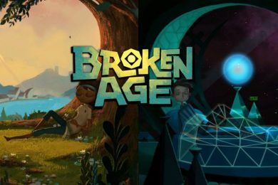 Broken Age Indie Game Main