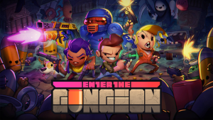 enter the gunegeon indie megabooth - enter the gunegeon indie megabooth