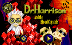 Dr Harrison and the Blood Crystals Asobi Tech
