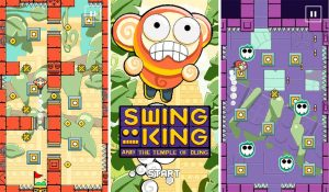Swing King and the Temple of Bling shedworks - Swing King and the Temple of Bling shedworks