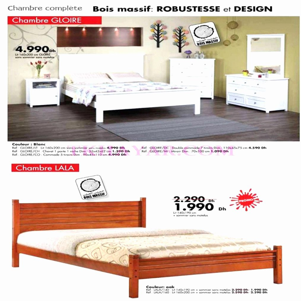 Ikea Bed 180x200 Wit