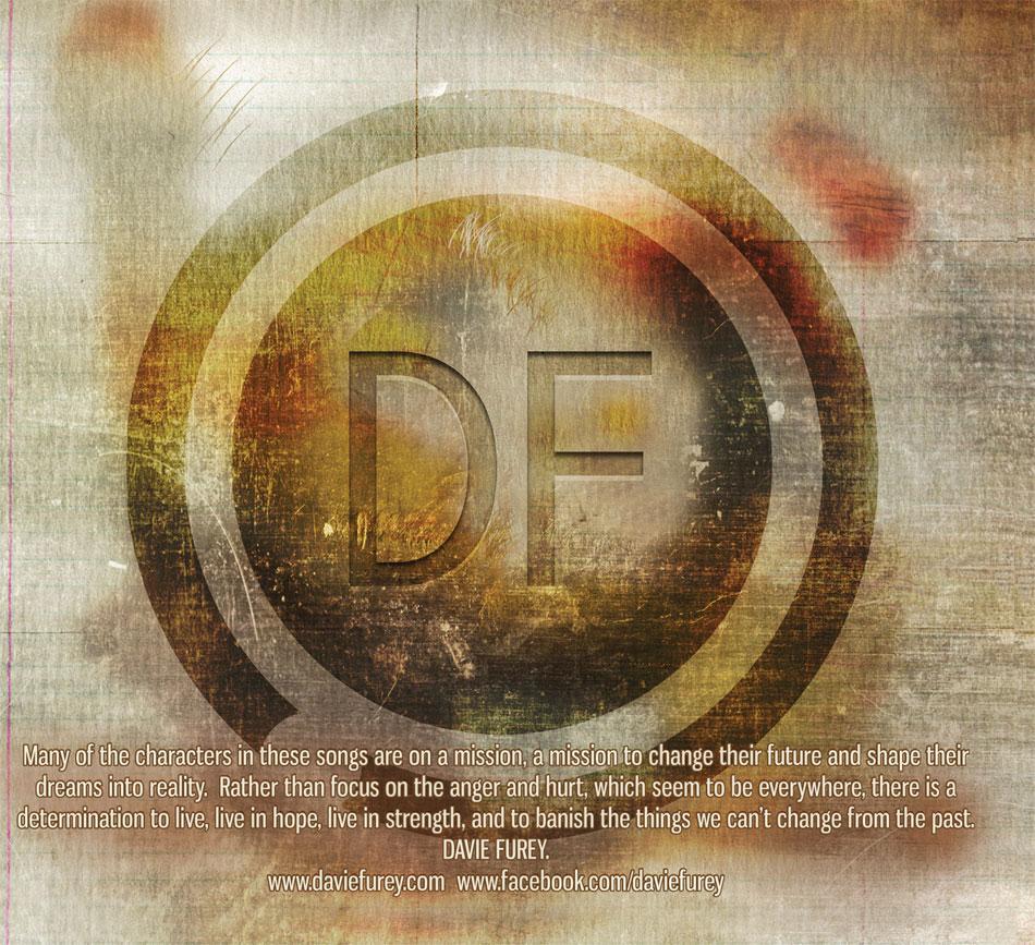 Davie Furey - Inner Sleeve Design