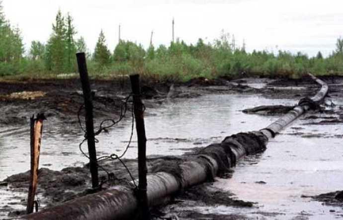 Urgente Vazamento de oleo no Peru polui dois rios da Amazonia 1