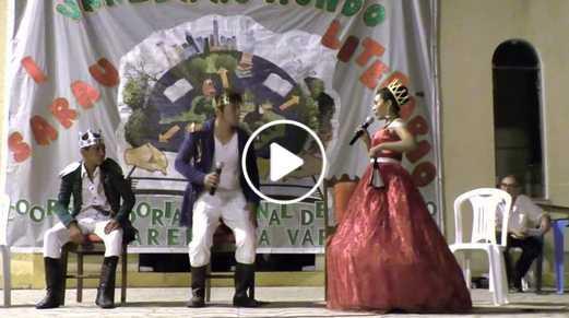 Confira a História do Brasil, contada de um jeito que você nunca viu / Reprodução Youtube