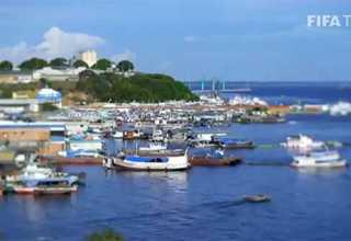 World Cup Host City: Manaus