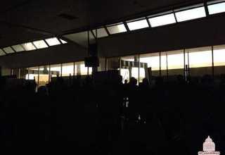 Apagão no Aeroporto Internacional Eduardo Gomes