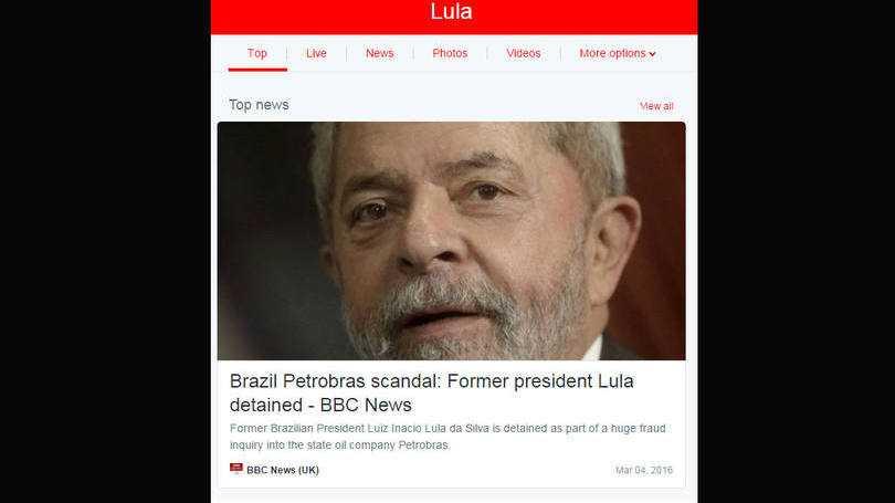Lula é a hashtag mais comentada do Twitter no mundo