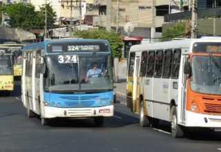 Greve de ônibus prevista para próxima segunda-feira (11/7) em Manaus