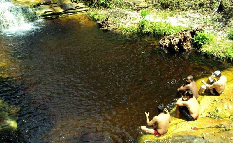 Cachoeira da Sussuarana, Presidente Figueiredo / Foto: Selva Dentro Esporte Aventura
