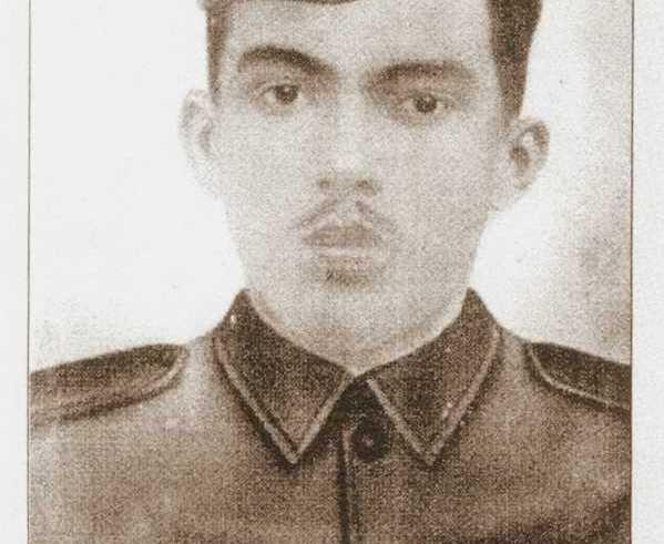 Manuel Freitas Chagas foto na época da segunda guerra mundial