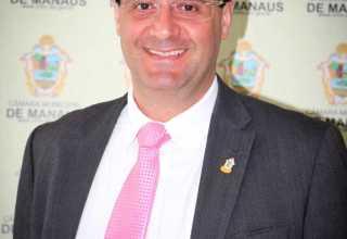 Entrevista exclusiva com o candidato a governador do Amazonas, Marcelo Serafim (PSB) / Foto : Adriane Oliveira / Divulgação