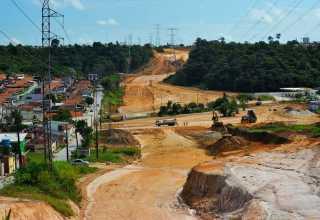 Trânsito entre os conjuntos Galileia e Renato Souza Pinto sofrerá alteração - Imagem: Divulgação