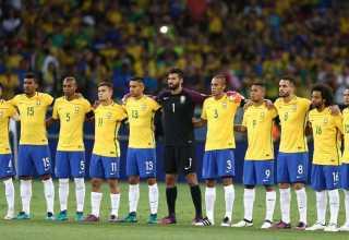 Seleção brasileira treinará na Arena da Amazônia / Divulgação