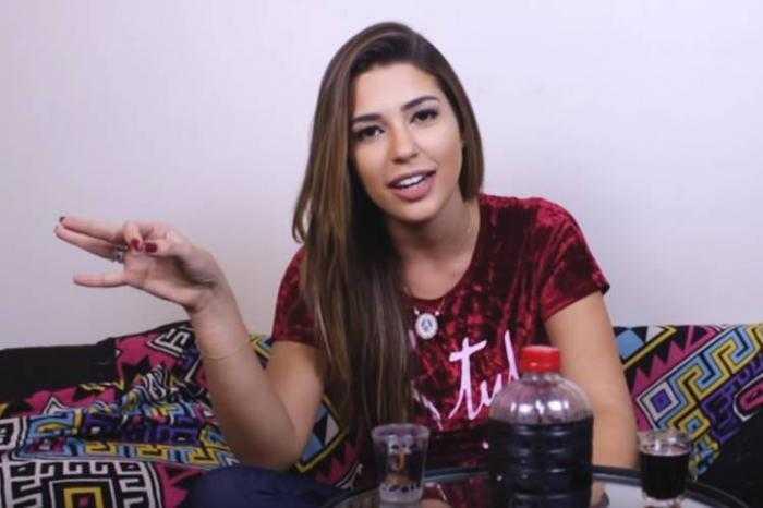 Vivian Amorim - Reprodução/YouTube