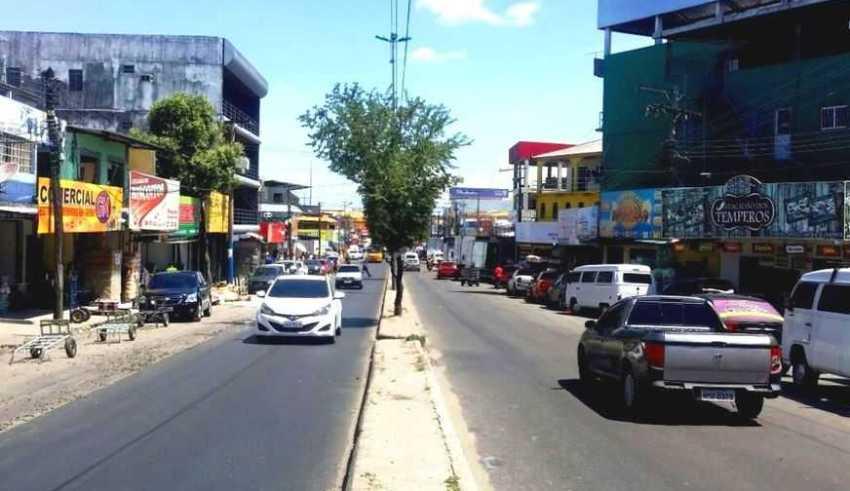 Avenida Brigadeiro Hilario Gurjão / Divulgação