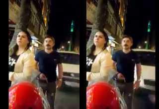 Homem transmite ao vivo momento chocante em que é atropelado por carro / Divulgação