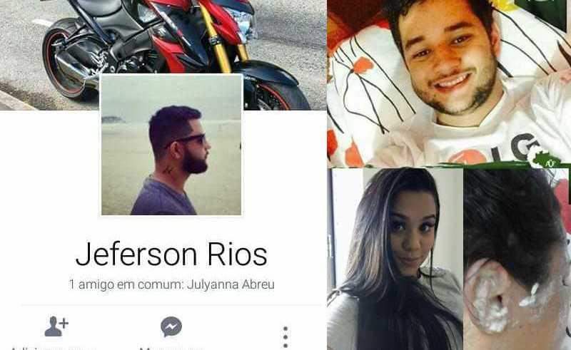 Jeferson Rios / Reprodução Facebook