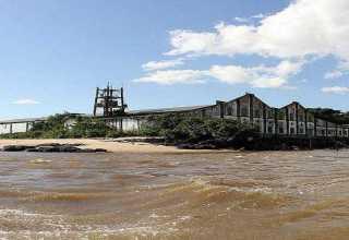 Baixo nível dos rios coloca 11 municípios do Amazonas em estado de atenção / Divulgação