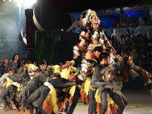 Festival Folclórico de Barreirinha / Divulgação