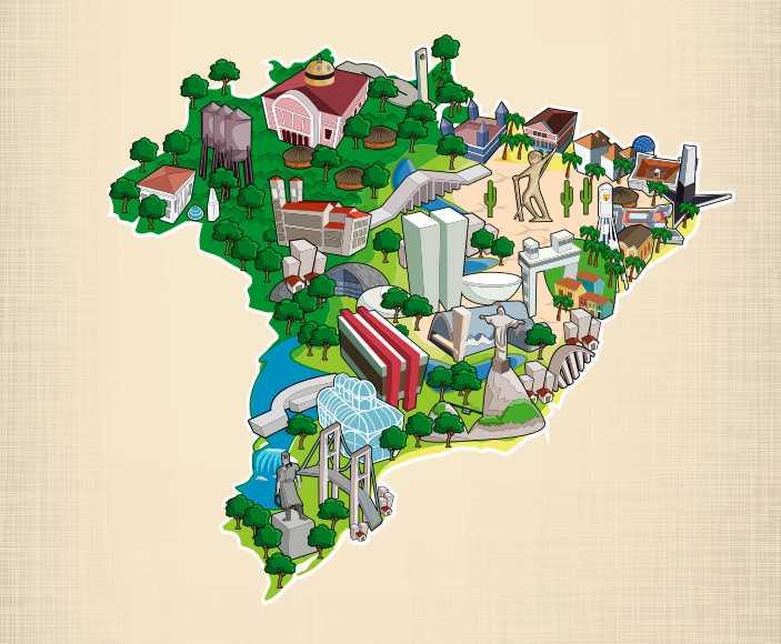 Amazonas ganha espaço e cresce muito no Mapa do Turismo Brasileiro / Reprodução Internet