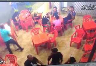 Bandidos matam PM durante assalto na zona norte de Manaus - Imagem: Reprodução