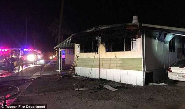 Homem incendeia casa ao tentar matar uma aranha - Imagem: Divulgação