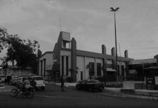 Paróquia de São Francisco de Assis, no bairro São Francisco em Manaus / Foto : Rede Rio Mar