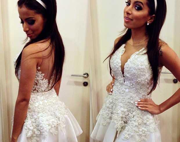 Casamento de Anitta teve cerimônia celebrada por pajé - Imagem: Divulgação